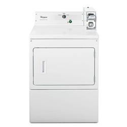 Cem2743bq Monochromatic White Whirlpool 7.4 Cu Ft Capacity 17in Electric Dryer Coin Kit Included CEM2743BQ,0883049273464,883049273464