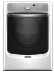 Maytag 27 In White Laundry Dryer Front Load Ada Compliant Electric 883049385334