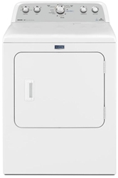 Maytag 29 In White Laundry Dryer Front Load Electric MEDX6STBW,883049335278,43.5