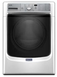 Maytag 27 In White Laundry Washer Ada Compliant 883049385136