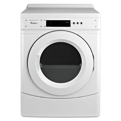 Ced9060aw Whirlpool White Front Load Washer And Dryer No Pay Electric Dryer Micro Processor Front Controls CED9060AW,883049353630