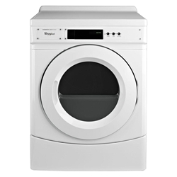 Cgd9060aw Whirlpool White Front Load Washer And Dryer No Pay Gas Dryer Micro Processor Front Controls CGD9060AW,883049353654
