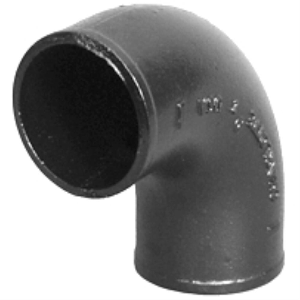 Charlotte Pipe And Foundry - 6 X 6 Nh Cast Iron 90 Elbow