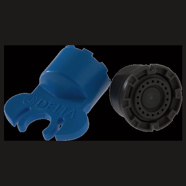 4e925ec2031 Delta Faucet Company - Rp50815 Delta Victorian Black 2.2 Gpm Mip ...