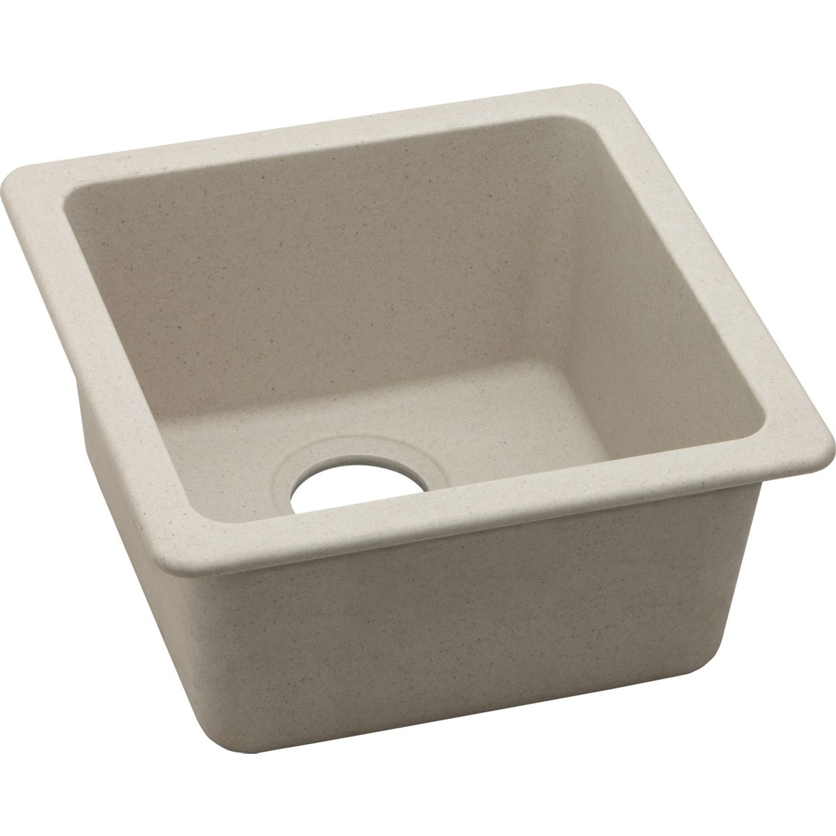 ELKAY ELG1515BQ BISCUIT SINGLE BOWL E-GRANITE MC269994