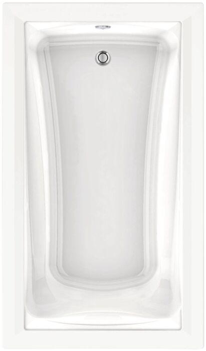 American Standard Brand As Green Tea White Fiberglass Reinforced