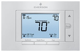 Emerson Electric Co  - 1f83c11np Wr 1 Heat/1 Cool