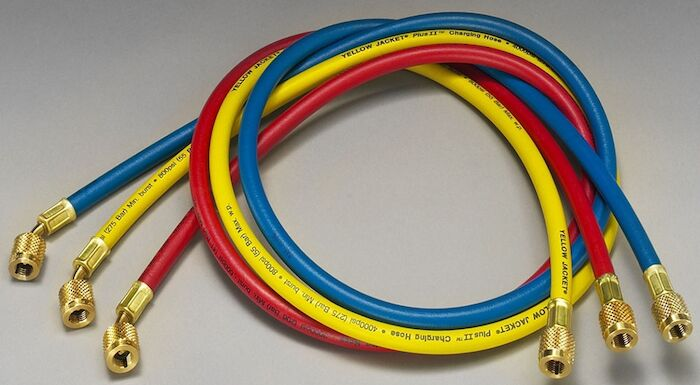 Ritchie Engineering Inc. - 21060 Ritchie 60 Yellow Hose #RIT21060
