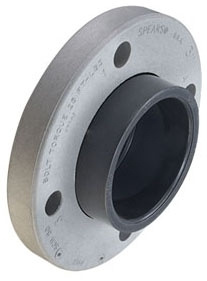 Spears Manufacturing Company - 4 Lf Pvc Sch 80 Van Stone Flange