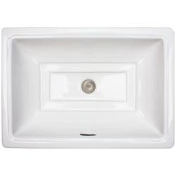 P008w Tiffany White Undermount Lavatory Sink 213 4x15x71 4 Catlin