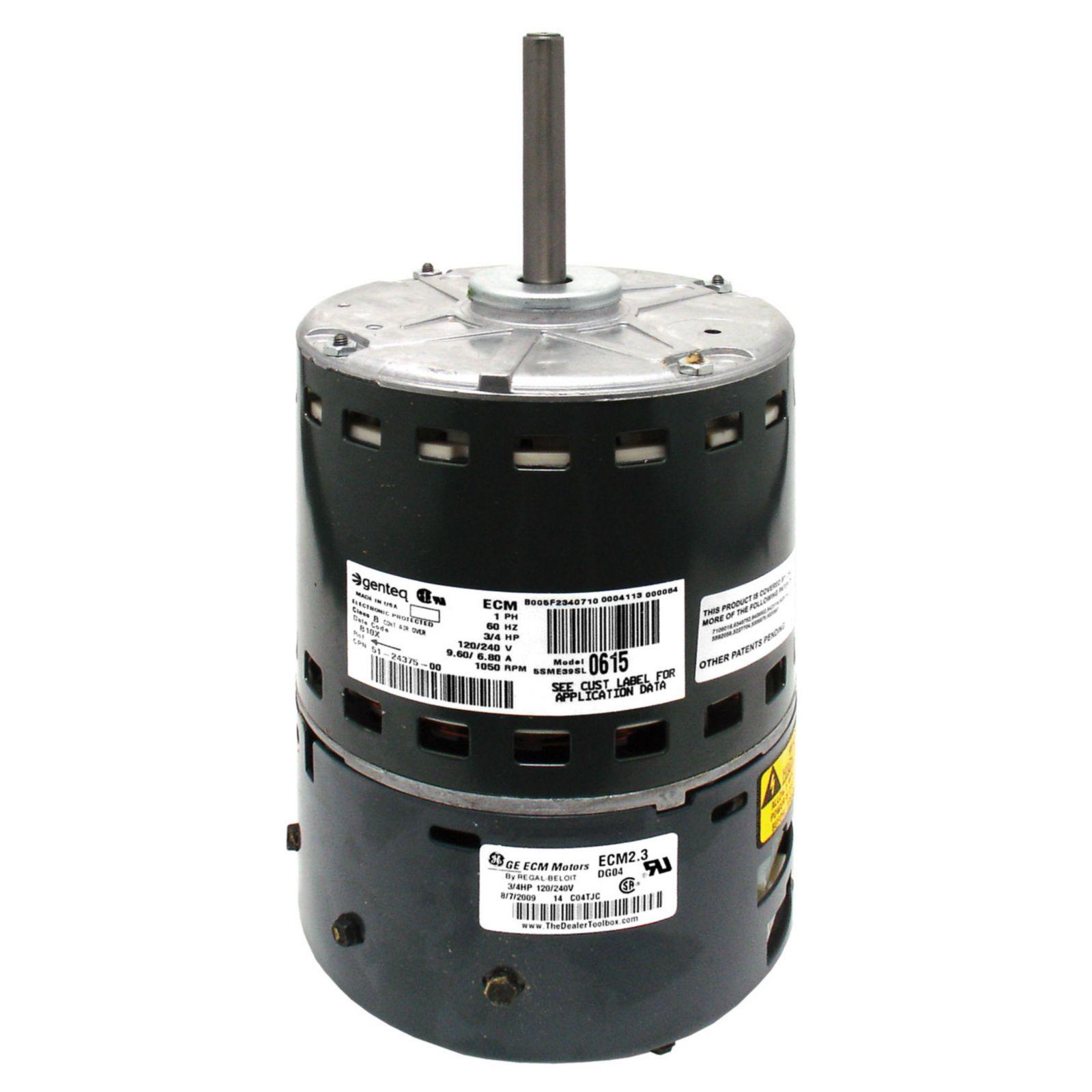 Rheem - 51-24375-15 Motor-direct Drive Ecm 3/4 Hp #PRO512437515