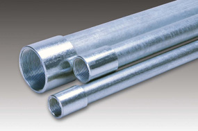 Ltvm 3 Galvanized Rigid Conduit CAT711,LTVM,RCM,RC10M,GRC,SHL3GALVS,RC103,GRC300,