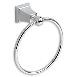 8338.190.002 D-w-o Ams Traditional Chrome Towel Ring CATO117ACL,8338.190.002,012611504365,8338190002,