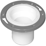 03714 Charlotte Pipe 4 X 3 Pvc Dwv Schedule 40 White Closet Flange CAT464,01803188,W812NM,812,WFSNM,05228,WCFF,03714,61194203714,012871052286,