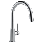 9159-ar-dst Delta Trinsic Ada Arctic Stainless Lf 1 Hole 1 Handle Kitchen Faucet Pull Down CAT160FOC,9159ARDST,9159ARDST,34449644402,034449644402,