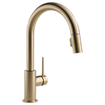 9159-cz-dst Delta Trinsic Ada Champagne Bronze Lf 1 Hole 1 Handle Kitchen Faucet Pull Down CAT160FOC,9159-CZ-DST,034449644419,9159CZDST,34449644419,