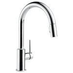 9159-dst Delta Trinsic Ada Pol Chrome Lf 1 Hole 1 Handle Kitchen Faucet Pull Down CAT160FOC,9159-DST,034449644396,9159DST,34449644396,