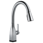 9183t-ar-dst Delta Mateo Ada Arctic Stainless Lf 1 Hole 1 Handle Kitchen Faucet Pull Down CAT160FOC,9183T-AR-DST,034449802901,9183TARDST,34449802901