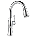 9197-dst Delta Cassidy Ada Pol Chrome Lf 1 Hole 1 Handle Kitchen Faucet Pull Down CAT160FOC,9197-DST,MFGR VENDOR: DELTA,PRCH VENDOR: DELTA,34449692670,034449692670,