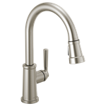P7923lf-ss Peerless Westchester Ada Stainless Lf 1 Hole 1 Handle Kitchen Faucet CAT160PE,34449883153