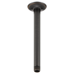 U4999-rb Delta 9 Brass Venetian Bronze Ceiling Shower Arm With Flange CAT160S,U4999-RB,0034449671644,034449671644,34449671644,34449821780,