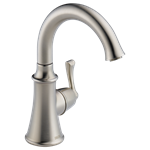 1914-ss-dst Delta Traditional Ada Stainless Lf 1 Hole 1 Handle Kitchen Faucet CAT160FOC,1914-SS-DST,034449660693,34449660693,