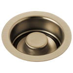 69070-gl Brizo Luxe Gold Kitchen Drain Stopper CAT160BR,69070-GL,34449846974,034449846974