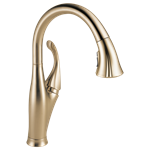 9192-cz-dst Lf Delta Addison Single Handle Water Efficient Pull-down Kitchen Faucet CAT160FOC,034449707602,34449707602