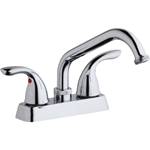 Lk2000cr Elkay Ada Polished Chrome Lf 2 Hole 2 Handle Laundry Faucet CAT140F,LK2000CR,94902753348