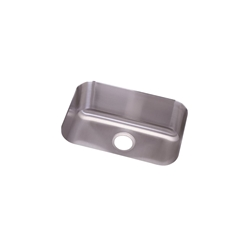 "18 Gauge Stainless Steel 23.5"" X 18.25"" X 8"" Single Bowl Undermount Kitchen Sink CAT141,94902067131,RCFU2115,DUS"