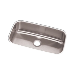 "18 Gauge Stainless Steel 30.5"" X 18.25"" X 8"" Single Bowl Undermount Kitchen Sink CAT141,94902067155,RCFU2816,DSU"
