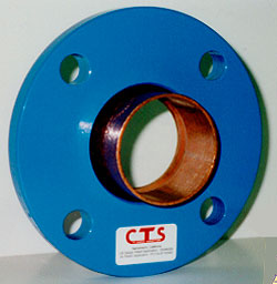 "Bf003 3"" Cts Transition Adapter Flange Dielectric CAT425,BF003,"