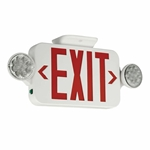 Compass Led Emerg And Exit Combo CAT753H,CCR,856143001400