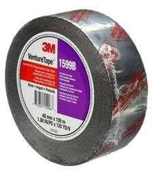 "1599b 2"" X 120y Black Ul181b-fx Flex Duct Tape CAT370V,1599B,DUCT TAPE,"