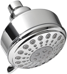 1660635002 D-w-o As Modern 5 Function Polished Chrome Showerhead CATO117L,1660.635.002,1660.635.002,012611476587,
