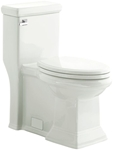 2847128222 D-w-o As Town Square Linen 1.28 Gpf Ada Elongated Floor One Piece Toilet CAT111L,2847.128.222,2847128222,2847,033056820728,