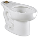 3043001020 As Madera Ada White 1.1 To 1.6 Gpf 10 Or 12 In Rough-in Elongated Floor Toilet Bowl CAT111C,3043.001.020,033056830956,3043001020,3043102020,3043.102.020,3043,ASFVT,FVT,ATSB,TSB,M2HB,MFGR VENDOR: AMSTAN,PRCH VENDOR: AMSTAN