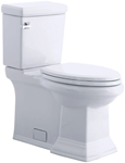 3071000020 D-w-o As Town Square Ada White 1.28 Gpf 12 Ri Elongated Floor Toilet Bowl CAT111L,3071.016.020,3071.128.020,3071016020,3071128020,3071016020,3071000020,033056828359