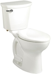 3517b101020 As Cadetpro Ada White 12 In Rough-in Round Front Floor Toilet Bowl CAT111,3517.B101.020,791556010673,3517B101020,C3RFHB,3517B101020,CPRO,