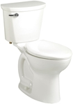 3517b101222 As Cadetpro Ada Linen 12 In Rough-in Round Front Floor Toilet Bowl CAT111,3517.B101.222,791556010697,3517B101222,CPRO,