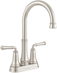 4279410013 As Delancey Pvd Polished Nickel Ada Lf 1 Or 3 Hole 1 Handle Bar/prep Faucet Pull Down CAT117L,4279410013,012611597077