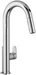 4931380002 As Beale Ada Pol Chrome Lf 1 Hole 1 Handle Kitchen Faucet Pull Down CAT117L,4931.380.002,012611575549,4931380002