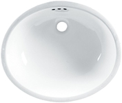 9482000020 A/s Ovalyn White No Hole Under Counter Bathroom Sink CAT111C,9482000020,9482000,9482,9482020,05566772769605,ASL,ASUML,033056556672,