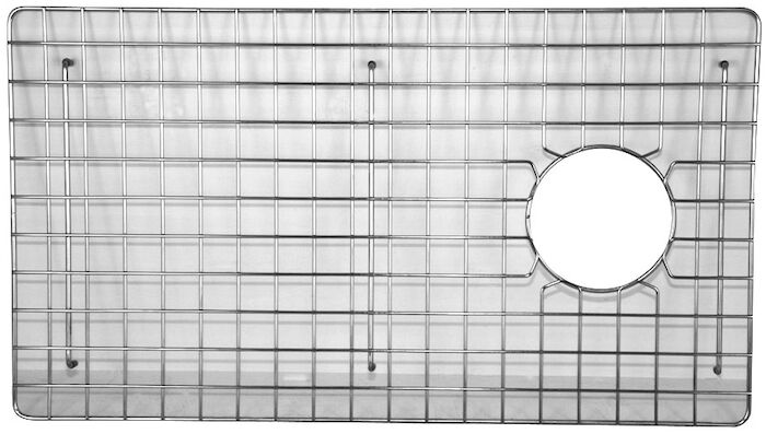 Fs30 Wire Grid Barclay 5-1/2 Hole Stainless Steel Sink Grid CATBAR,FS30 WIRE GRID,028553076877,BARFS30WIREGRID