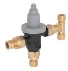 S59-4000by Bradley Navigator 3/8 Compression Thermostatic Mixing Valve CAT297,S59-4000BY,MFGR VENDOR: BRADLEY,S594000BY,MFGR VENDOR: BRADLY,PRCH VENDOR: BRADLEY,84241023479