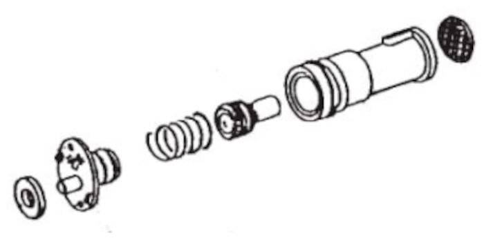 S65-084 Bradley Repair Kit CAT297P,S65-084,
