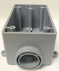 Pefsef 3/4 Pvc Type Fse Box CAT730,5133364,SHL200111,PEWTB,008870056780,078524422107,