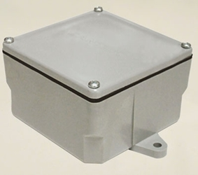 Pejb88n 8 X 8 X 4 Pvc Junction Box CAT730,5133712,VJB884,SHL200101,PEJB884,008870051797,078524422531,