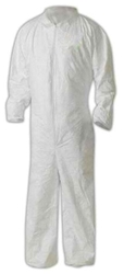 Mcl-x1 Component Manufacturing White Disposable Coverall CAT250GL,Black Mamba,Black Mamba,