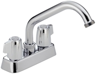 2131lf Delta Classic Ada Polished Chrome Lf 4 In Centerset 2 Hole 2 Handle Laundry Faucet CAT160,2131LF,2131LF,034449692175,34449692175
